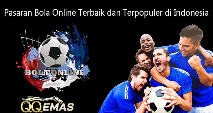 Pasaran Bola Online Terbaik dan Terpopuler di Indonesia